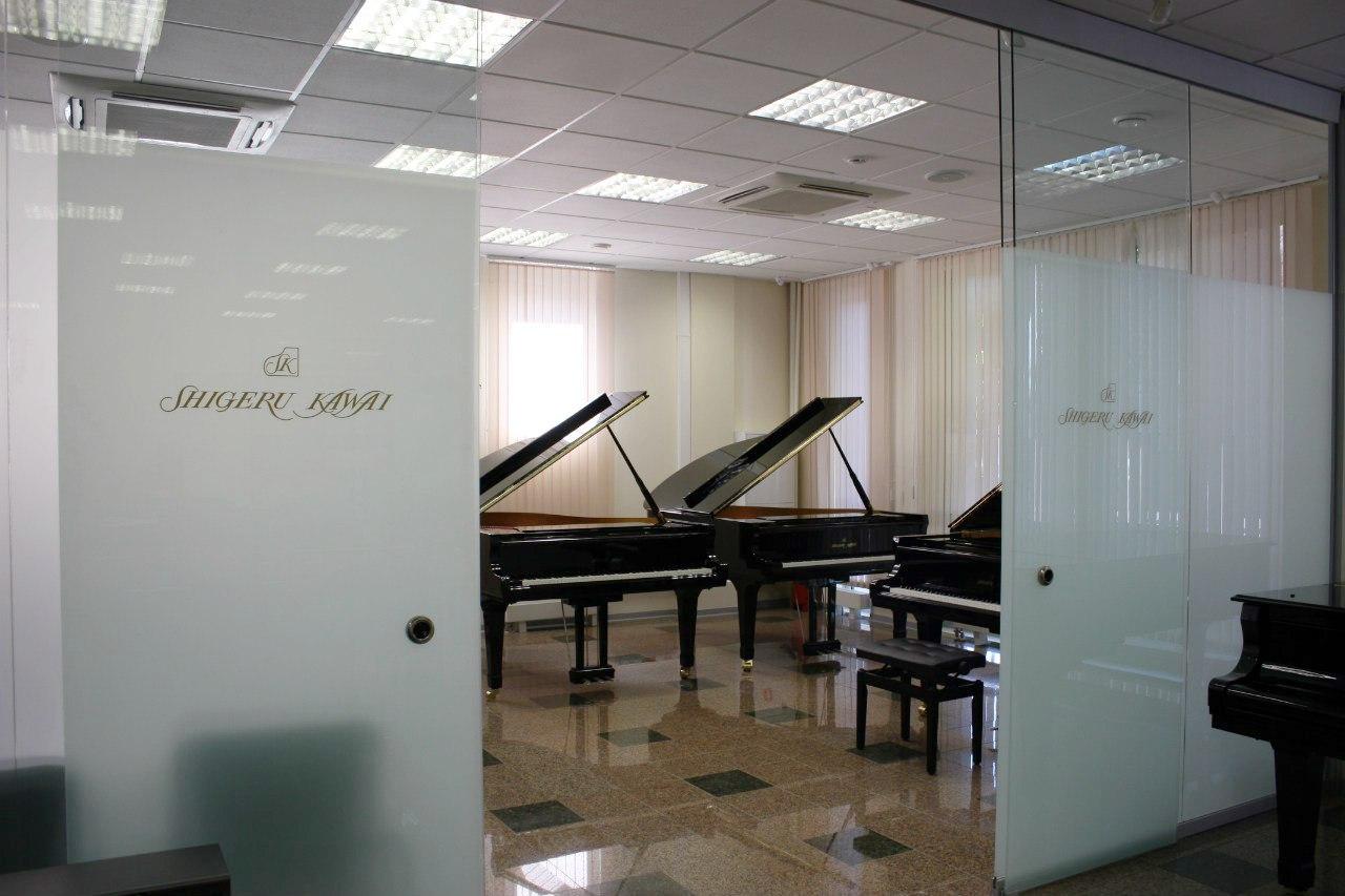 салон-магазин KAWAI