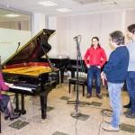 Запись рояля